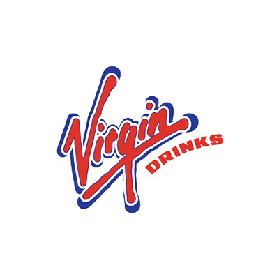 Virgin Drinks company logo