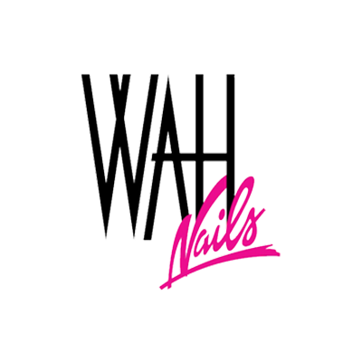 Wah Nails company logo